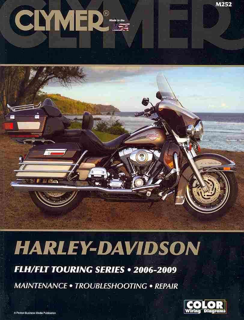 Harley-Davidson FLH/FLT Touring Series, 2006-2009 By Scott, Ed/ Arens, Richard (EDT)